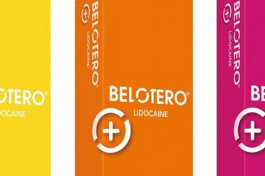 Belotero range of lip fillers